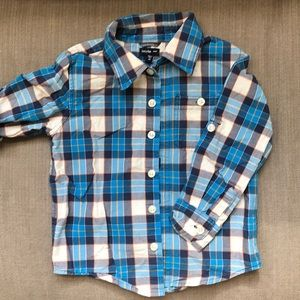 Gap 3T button down